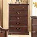 Homelegance 2039C Traditional Chest of Drawers - Item Number: 2039C-9