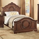 Homelegance 2039C Traditional Full Bed - Item Number: 2039FC-1