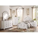 Homelegance 2039W Traditional Twin Bedroom Group - Item Number: 2039W T Bedroom Group 1