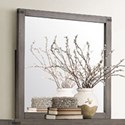 Homelegance 2042 Contemporary Dresser Mirror - Item Number: 2042-6