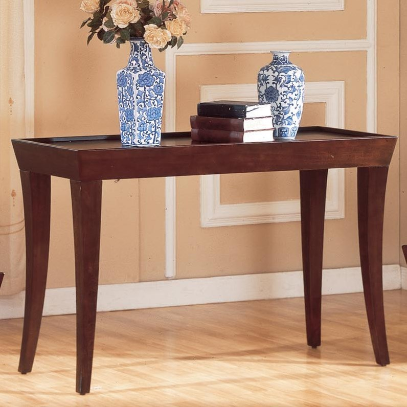 Homelegance Zen Casual Sofa Table - Item Number: 3216B-05