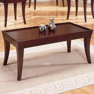 Homelegance Zen Casual Cocktail Table