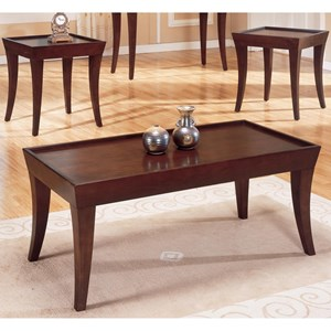 Homelegance Zen Casual Occasional Table Group