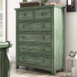 Homelegance 395 Chest of Drawers