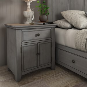 Homelegance 395 Night Stand