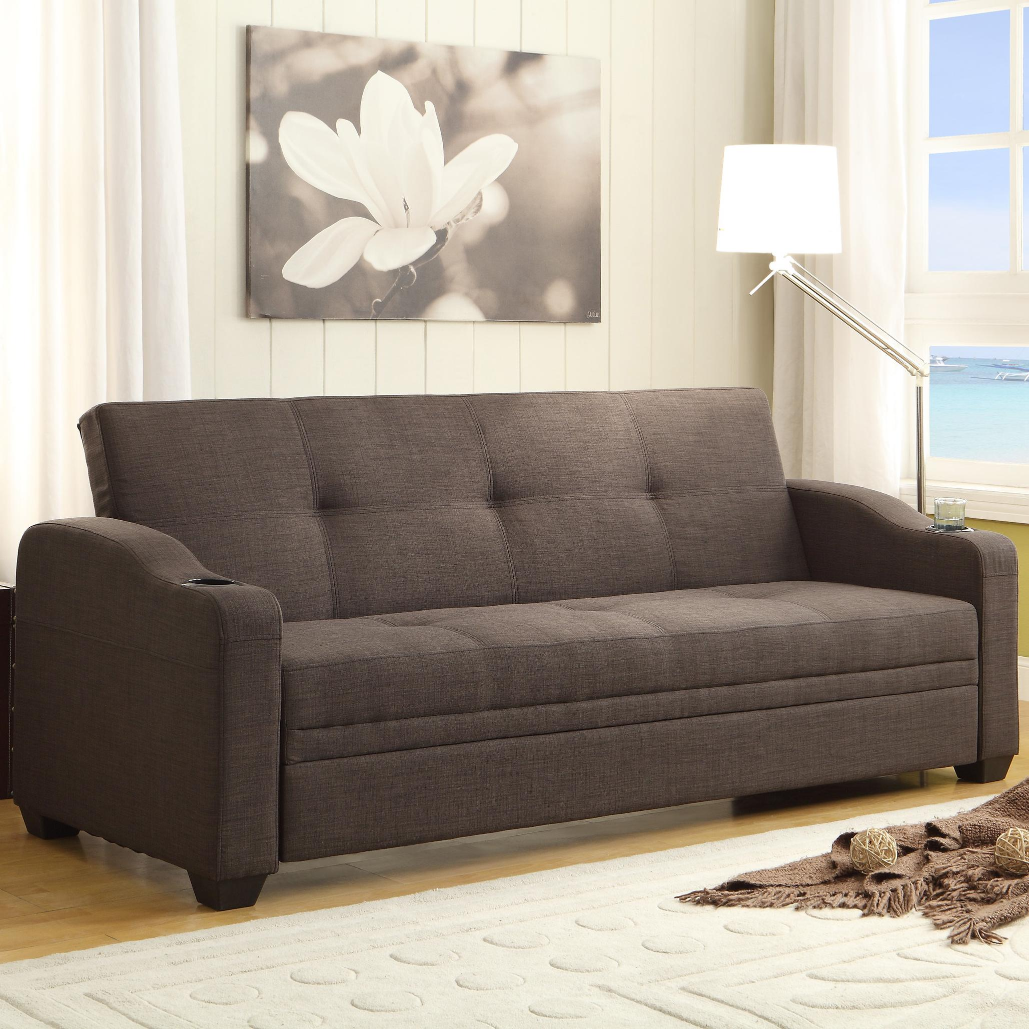 Caffery Click Clack by Homelegance at Value City Furniture