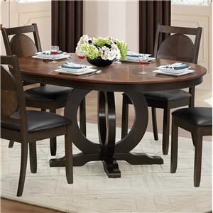 Homelegance 5111 Round Dining Table