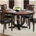 Homelegance 5111 Round Dining Table - Item Number: 5111-66+B
