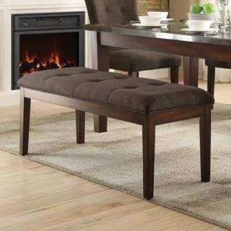 Homelegance Dorritt Upholstered Dining Bench - Item Number: 5281-13