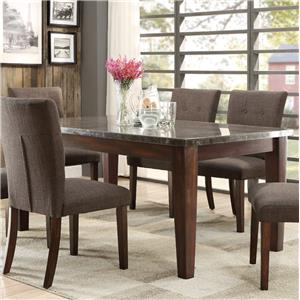 Homelegance 5281 Dining Table