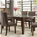 Homelegance Dorritt Dining Table - Item Number: 5281-64