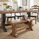 Homelegance 530 Dining Bench - Item Number: 530-13AK