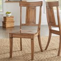 Homelegance 530 Dining Side Chair - Item Number: 530C2-AK