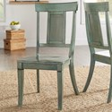 Homelegance 530 Dining Side Chair - Item Number: 530C2-AQ