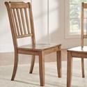 Homelegance 530 Dining Side Chair - Item Number: 530C5-AK