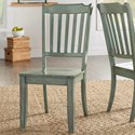 Homelegance 530 Dining Side Chair - Item Number: 530C5-AQ