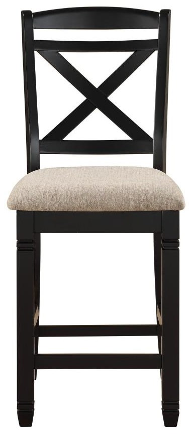 Baywater Counter Height Chair by Homelegance at Dream Home Interiors