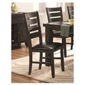 Homelegance Ameillia Side Chair - Item Number: 586GYS