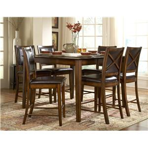 Homelegance Verona 5Pc Counter Height Dinette