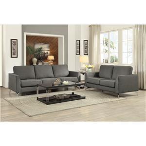 Homelegance 9935 Contemporary Sofa