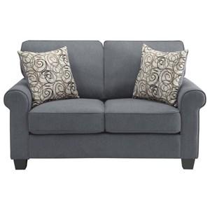 Homelegance Selkirk Love Seat