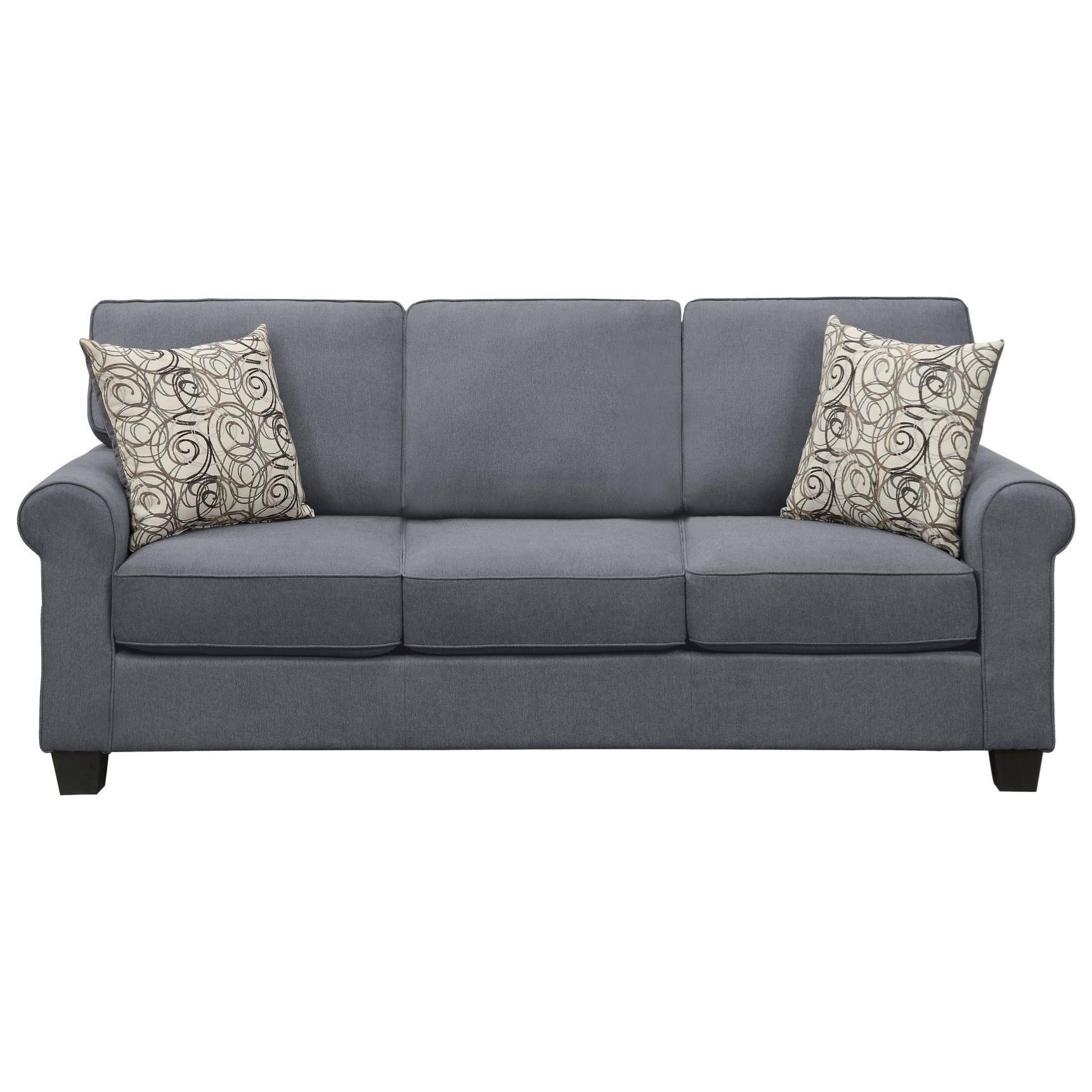 Selkirk Sofa by Homelegance at Dream Home Interiors