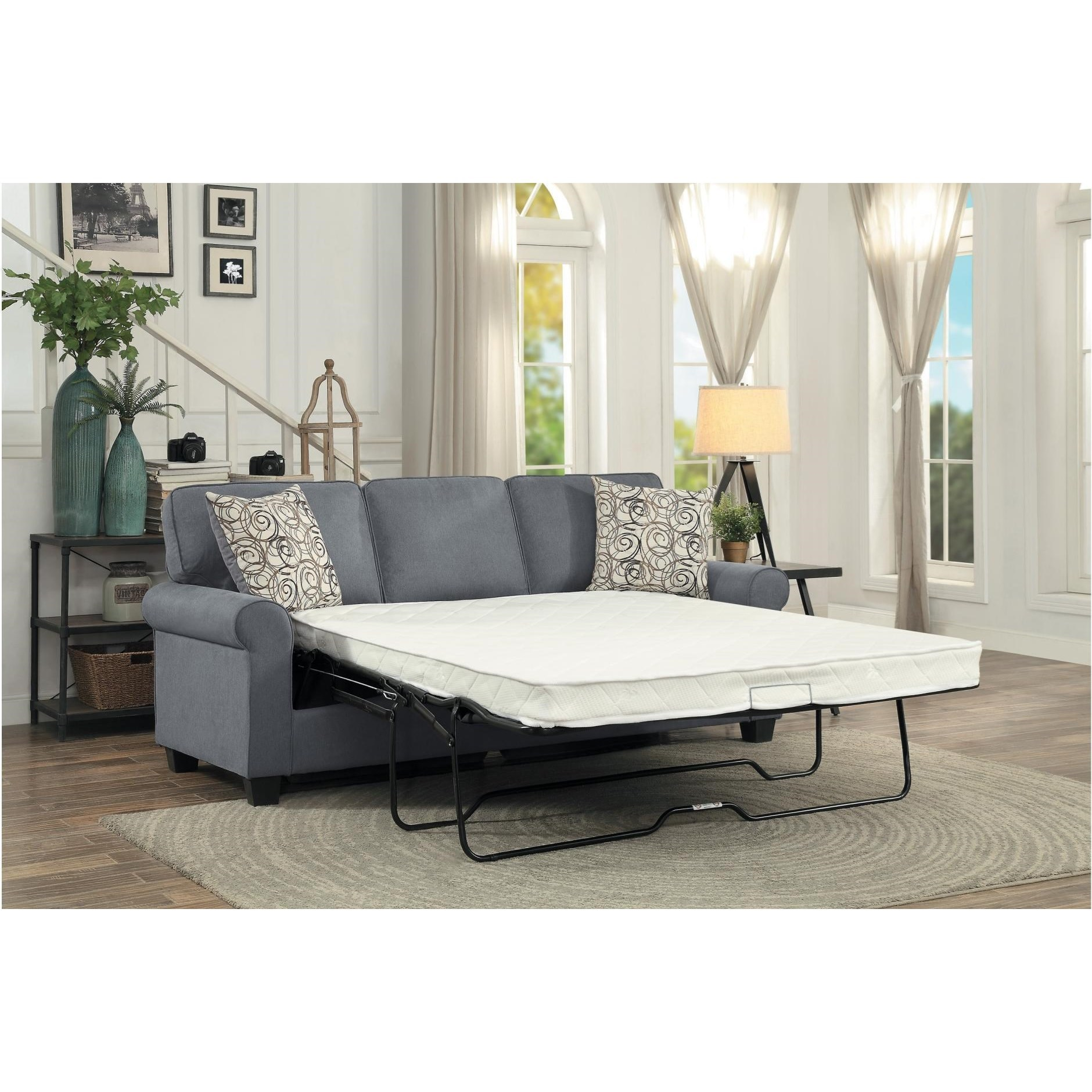 Homelegance Selkirk Transitional Sofa Sleeper With