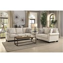 Homelegance Selkirk Living Room Group - Item Number: 9938SN Living Room Group 2
