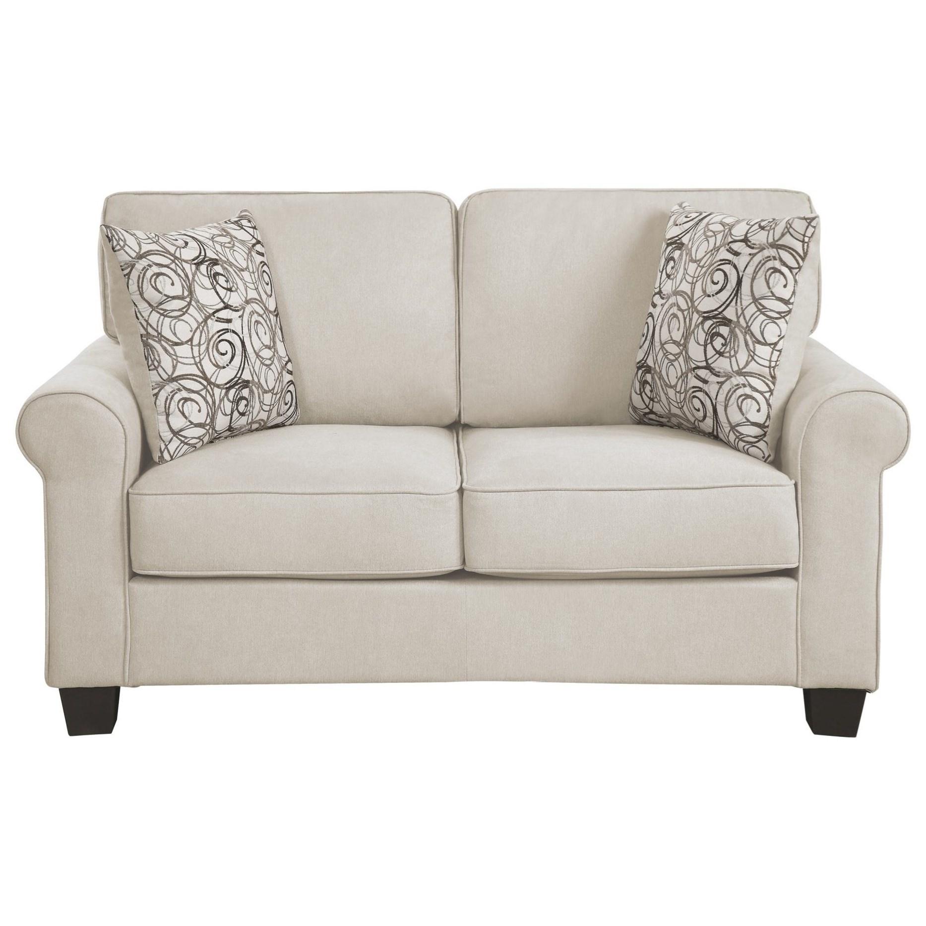 Homelegance Selkirk Love Seat - Item Number: 9938SN-2