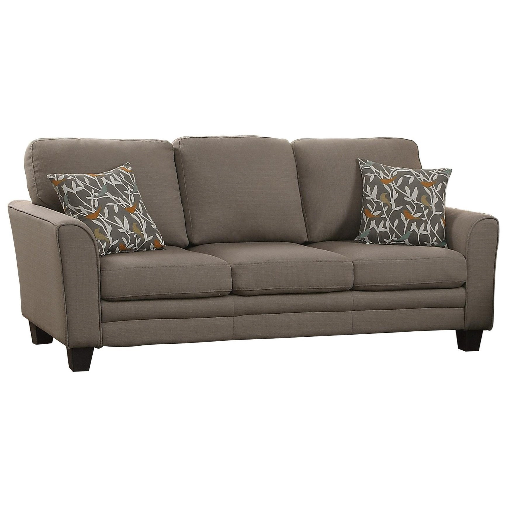 Adair Sofa by Homelegance at Simply Home by Lindy's