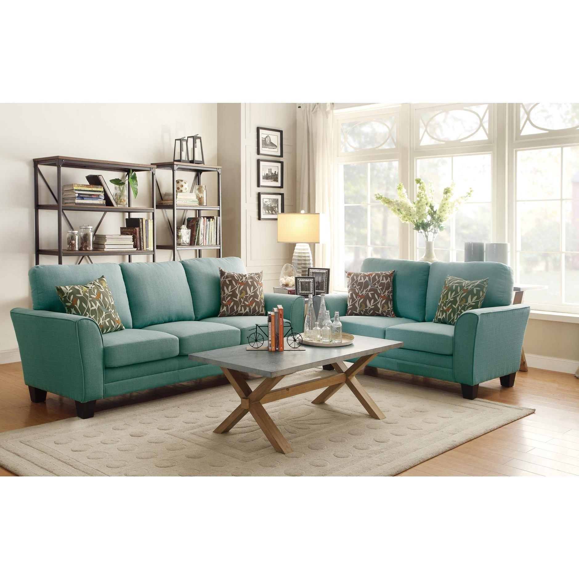 Adair Living Room Group by Homelegance at Value City Furniture
