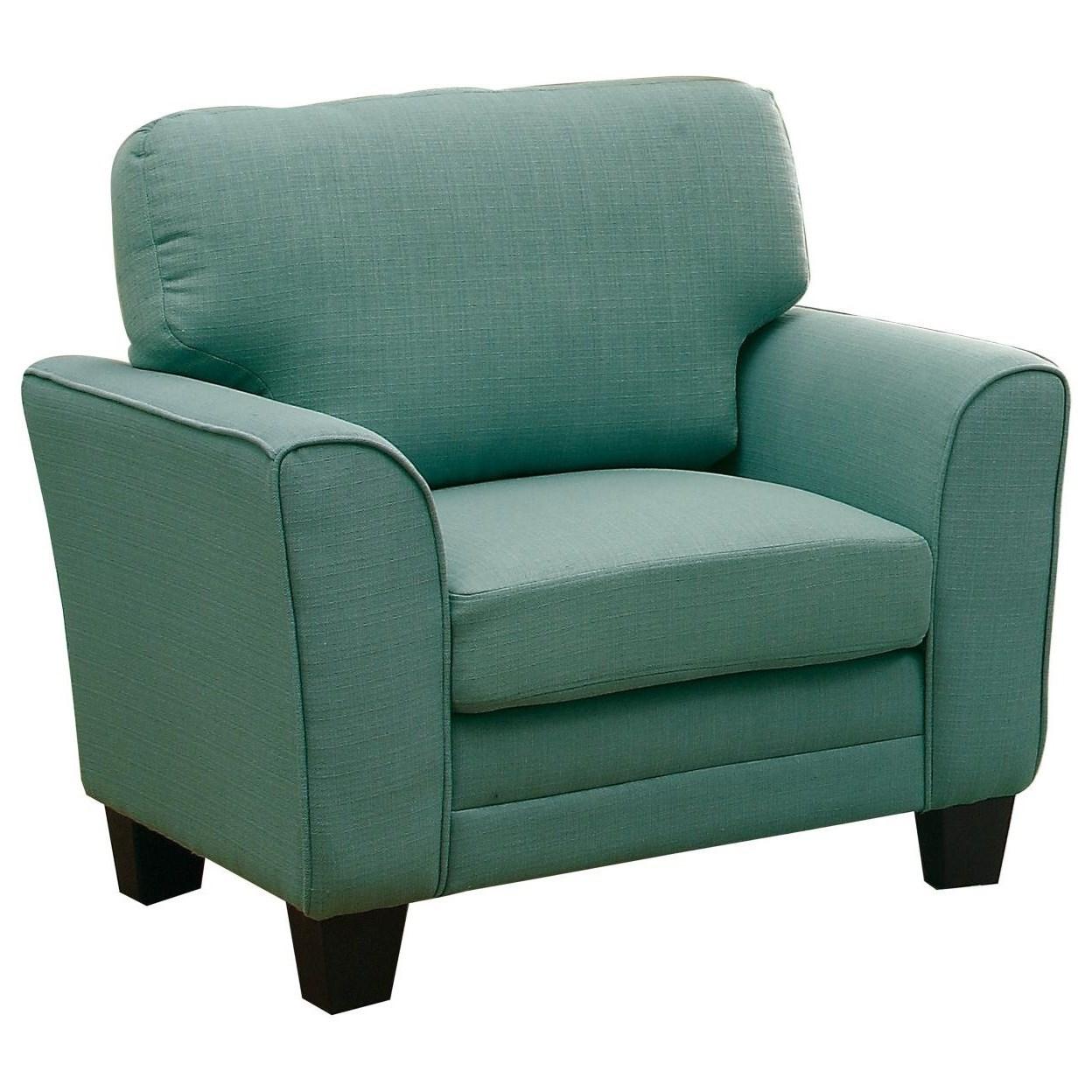 Adair Chair by Homelegance at Carolina Direct