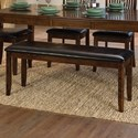Homelegance Alita Dining Bench - Item Number: 2477-13