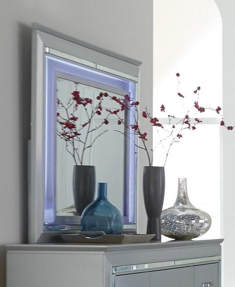 1916SV Mirror by Homelegance at Furniture Fair - North Carolina