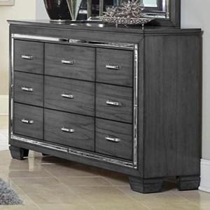 Homelegance Allura Dresser
