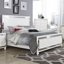 Homelegance Alonza Queen Bed - Item Number: 1845-1+2+3