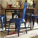 Homelegance Amara Metal Side Chair - Item Number: 5034BUES