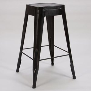 "Homelegance Amara Modern 29"" Metal Bar Stool"