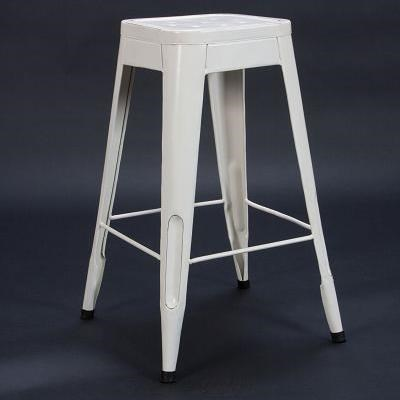 "Homelegance Amara Modern 29"" Metal Bar Stool - Item Number: 5035-29-WHT"