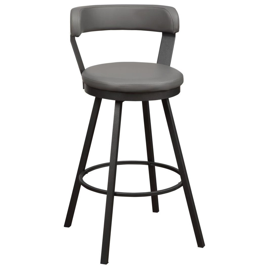 Appert Swivel Pub Height Chair by Homelegance at Carolina Direct