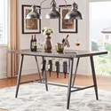 Homelegance Appert Counter Height Table Top and Base - Item Number: 5566-36