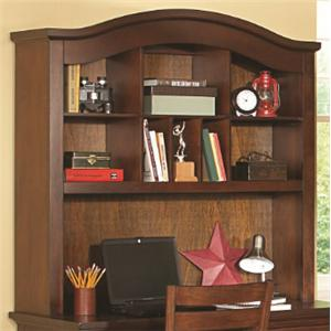 Homelegance Aris Computer Desk Hutch
