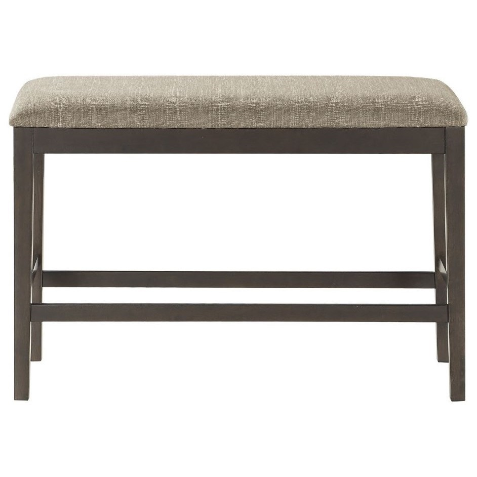Balin Counter Height Bench by Homelegance at Darvin Furniture