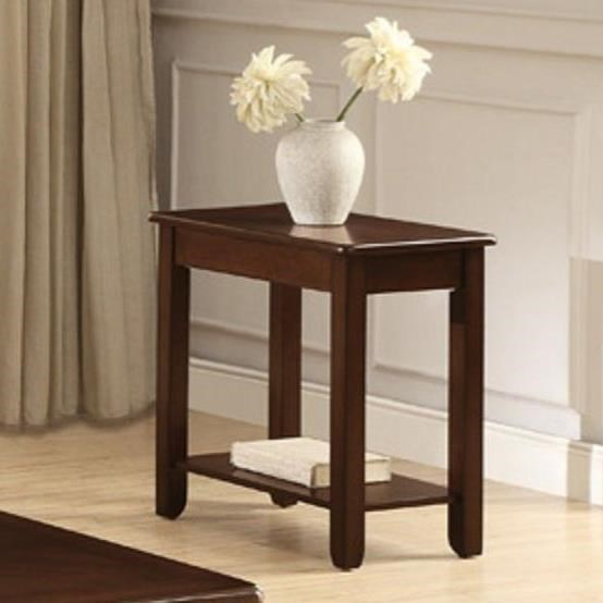 Ballwin Chair Side Table by Homelegance at Rife's Home Furniture