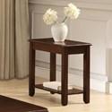 Homelegance Ballwin Chair Side Table - Item Number: 3256RF-02