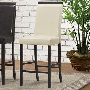Homelegance Bari Upholstered Counter Height Chair