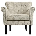 Homelegance Barlowe Accent Chair - Item Number: 1193F2S