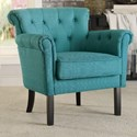 Homelegance Barlowe Accent Chair - Item Number: 1193F5S