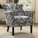 Homelegance Barlowe Accent Chair - Item Number: 1193F7S