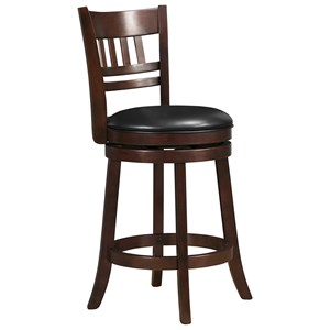 Homelegance Barstools Hudson Counter Height Stool